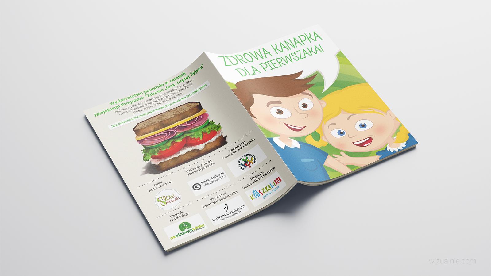 wizualnie-portfolio-kanapka-ilustracje